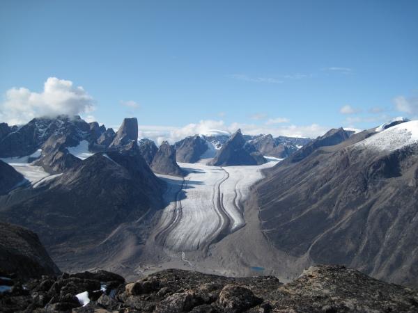 The Highway Glacier